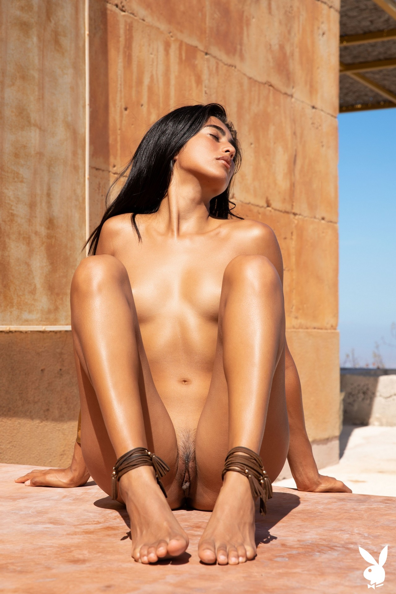 Katherinne Sofia Is Dripping In Gold Playboy Plus (13)