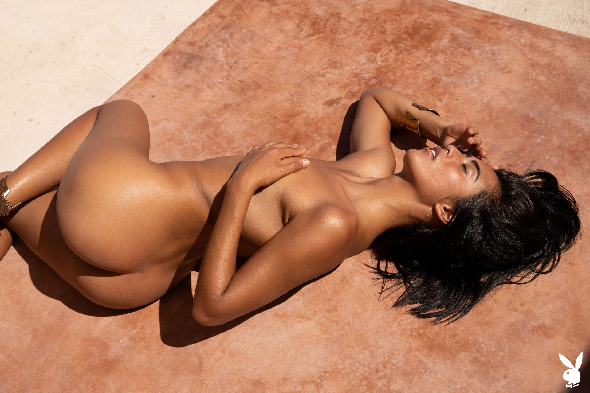 Katherinne Sofia Is Dripping In Gold Playboy Plus (23)