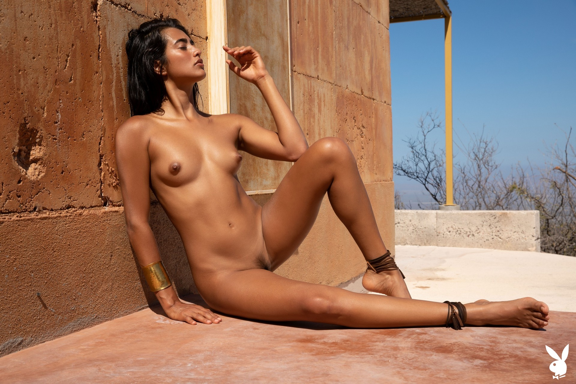 Katherinne Sofia Is Dripping In Gold Playboy Plus (24)