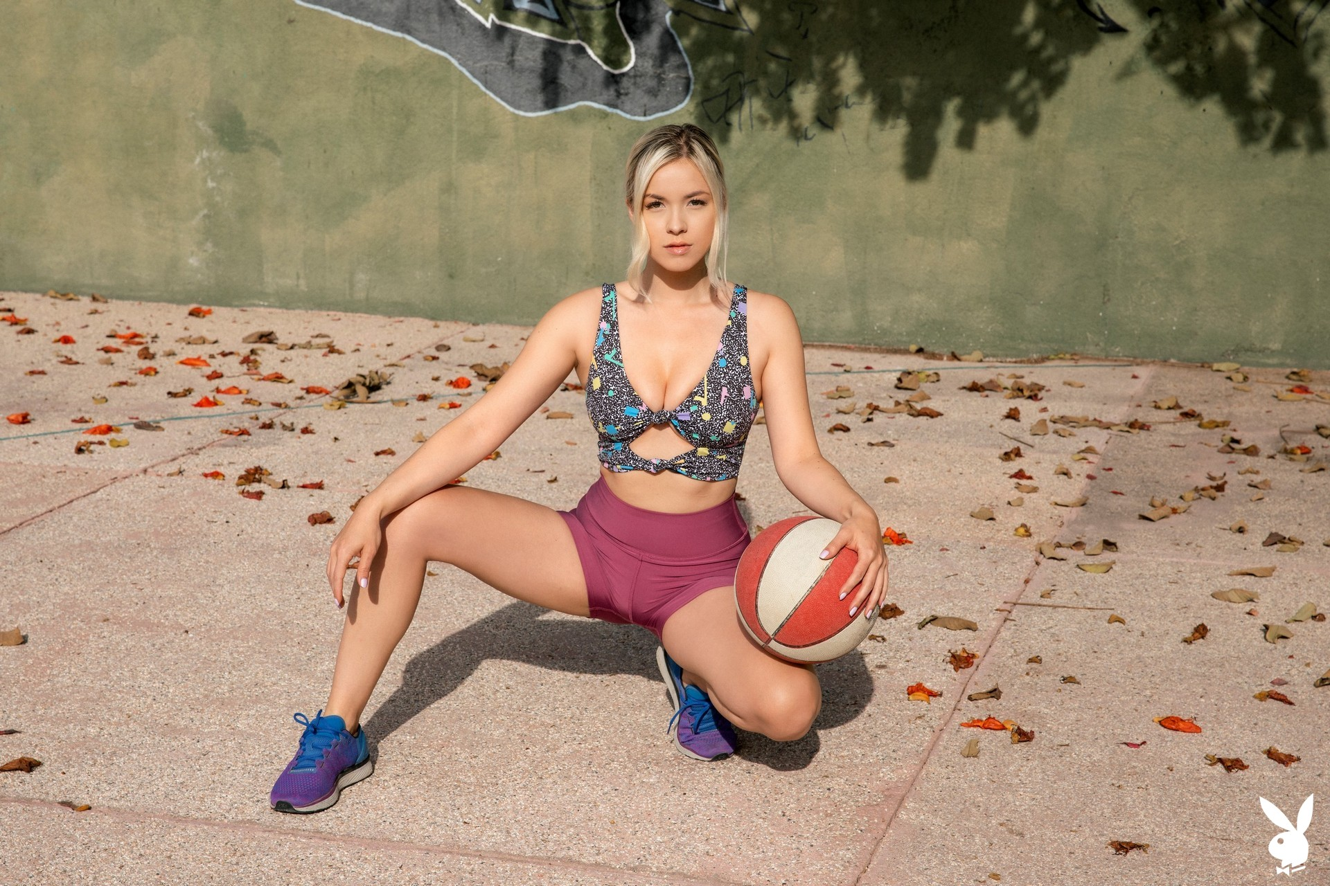 Meg Cyria In She's Got Game Playboy Plus (2)