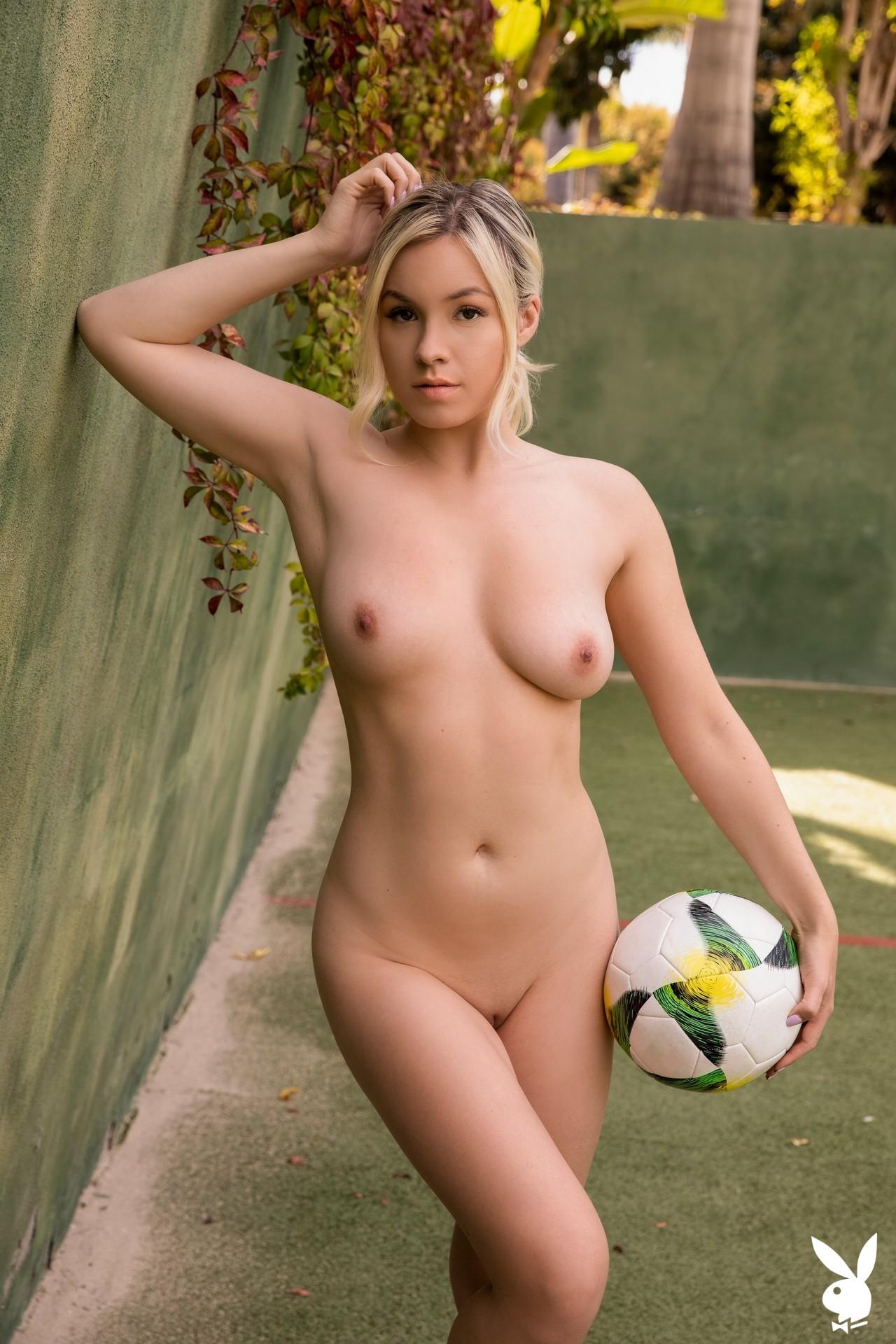 Meg Cyria In She's Got Game Playboy Plus (25)