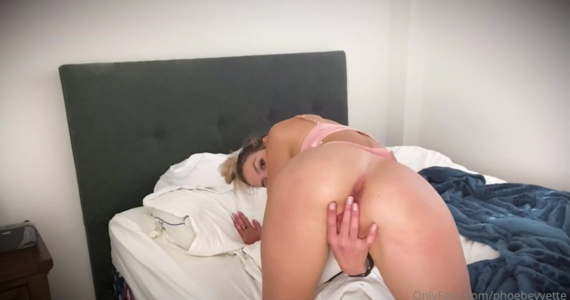 Phoebe Yvette Nude Pillow Humping Video Leaked