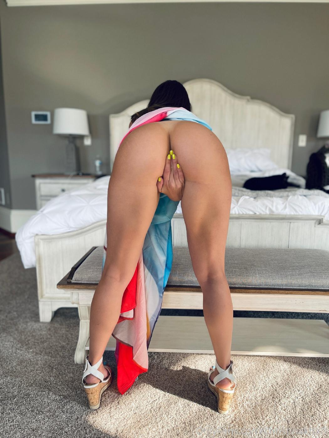 Christina Khalil Nipple And Pussy Tease Onlyfans Set Leaked Krnnpm
