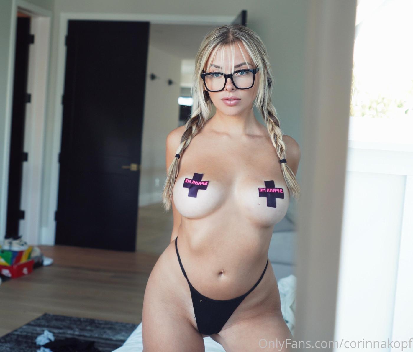 Corinna Kopf Nude Lingerie Onlyfans Set Leaked Bxvfhb
