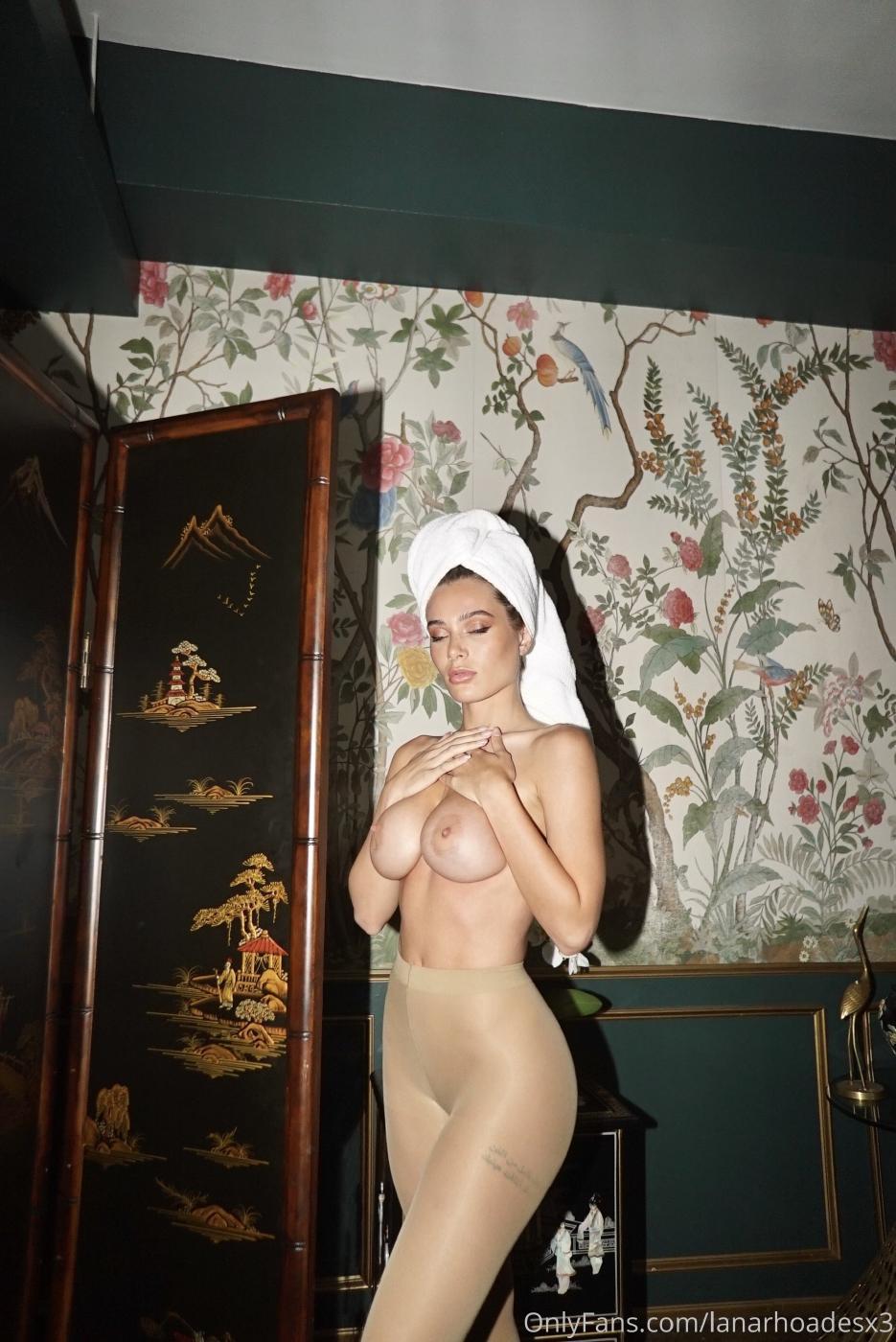 Lana Rhoades Nude Lingerie Strip Onlyfans Set Leaked Oqydja