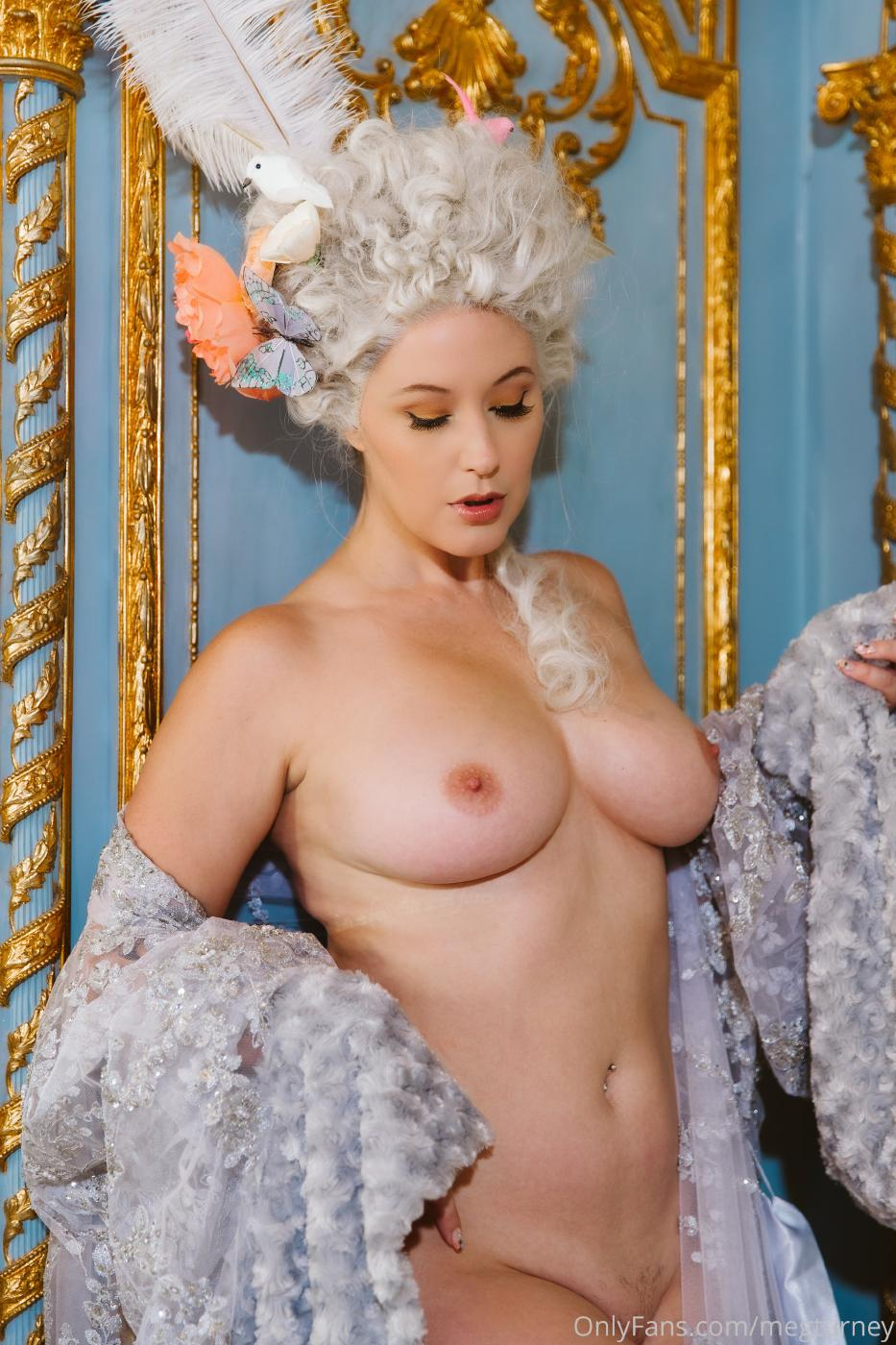 Meg Turney Nude Pussy Marie Antoinette Cosplay Onlyfans Set Leaked Cntent