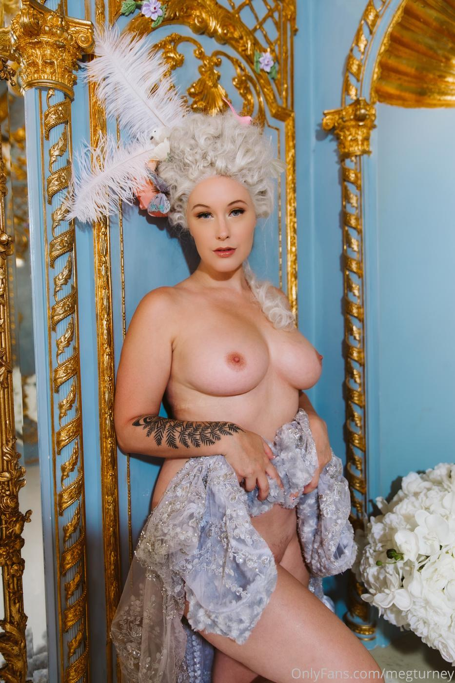 Meg Turney Nude Pussy Marie Antoinette Cosplay Onlyfans Set Leaked Zpdkxv