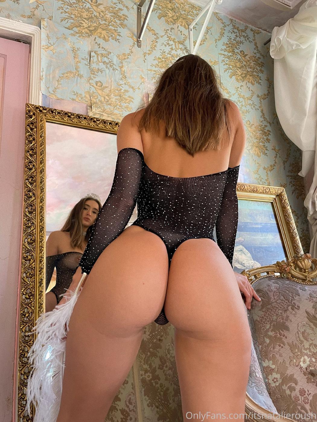 Natalie Roush Nude Fishnet Onlyfans Set Leaked Atkxzg