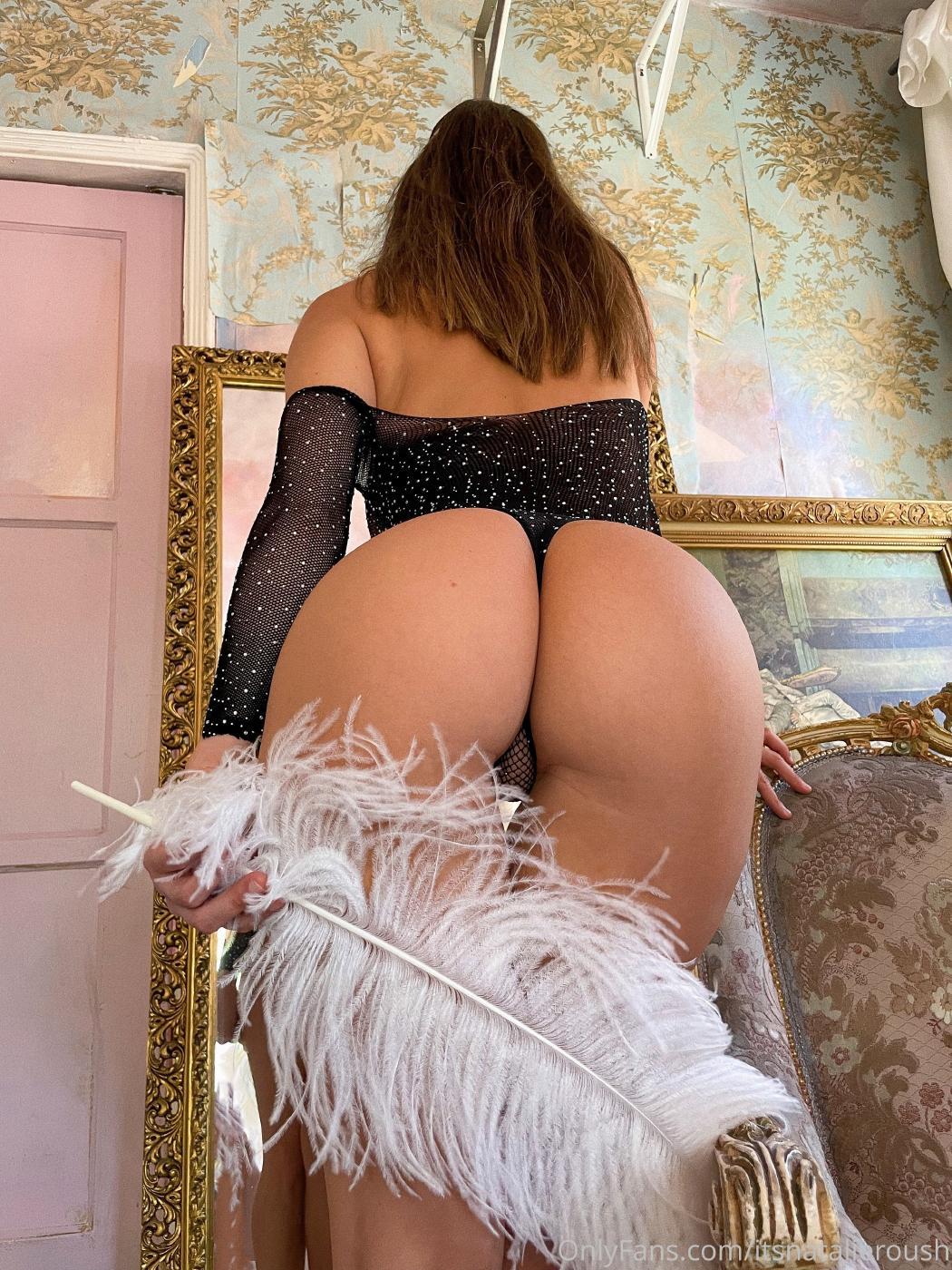 Natalie Roush Nude Fishnet Onlyfans Set Leaked Dqtmez