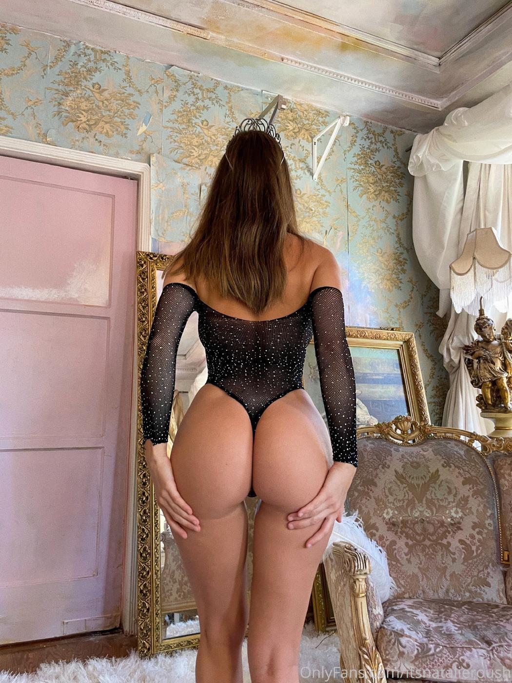 Natalie Roush Nude Fishnet Onlyfans Set Leaked Eplxki