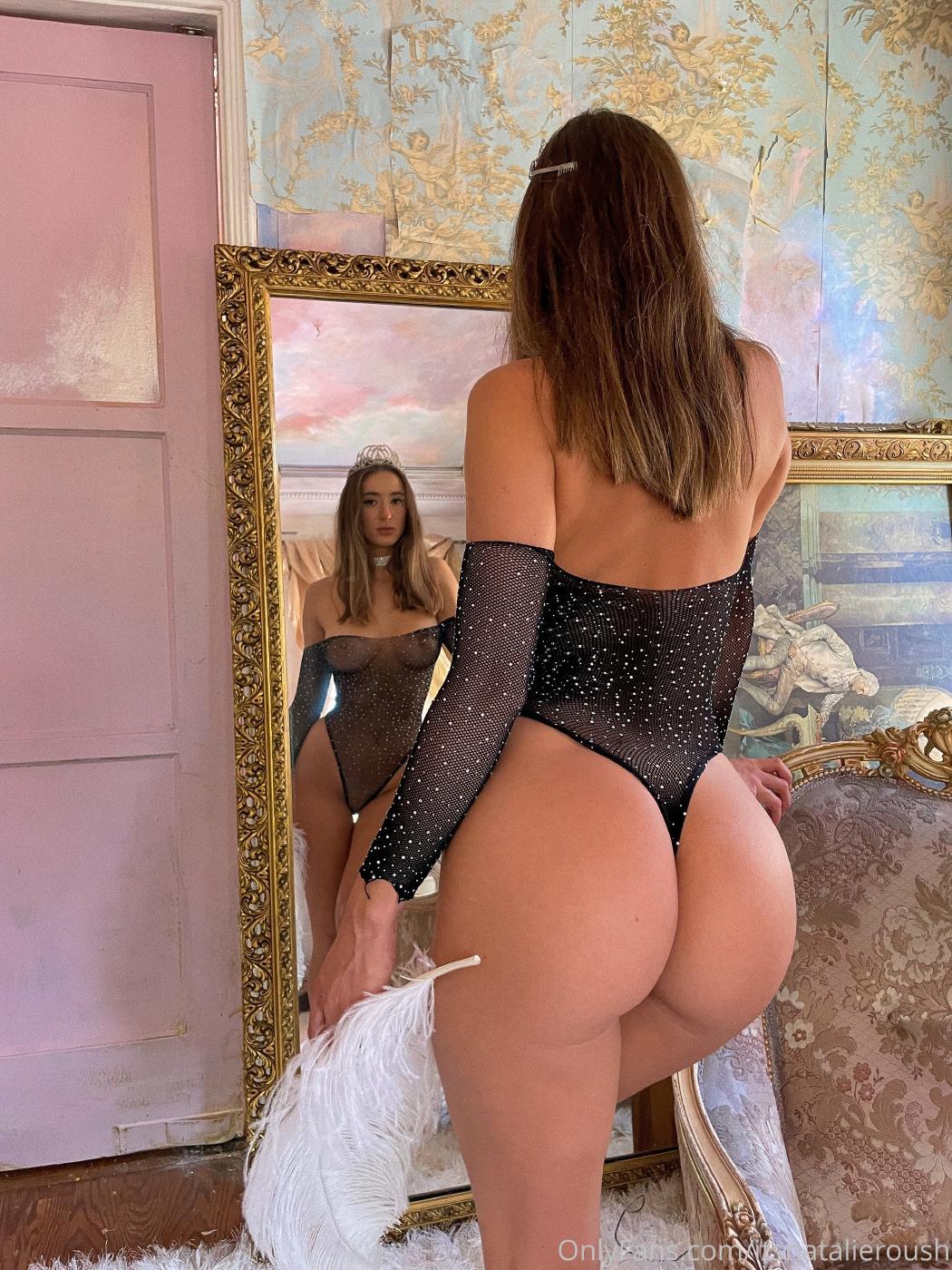 Natalie Roush Nude Fishnet Onlyfans Set Leaked Rwbmrj