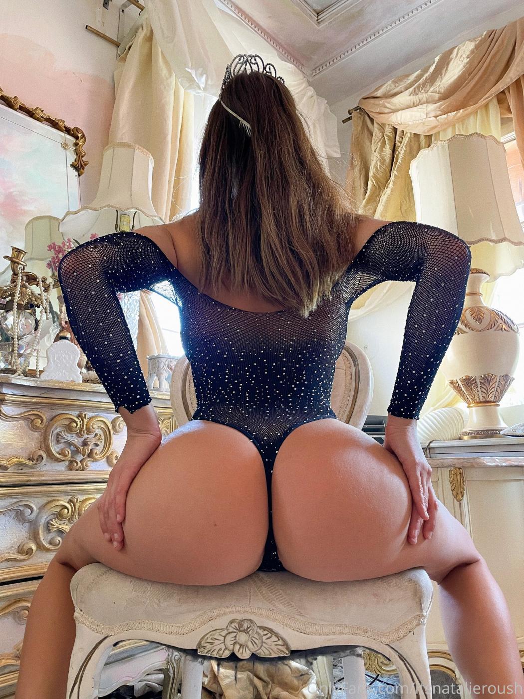 Natalie Roush Nude Fishnet Onlyfans Set Leaked Syugkn