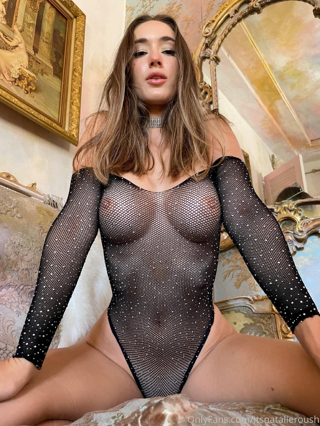 Natalie Roush Nude Fishnet Onlyfans Set Leaked Vrrrqp