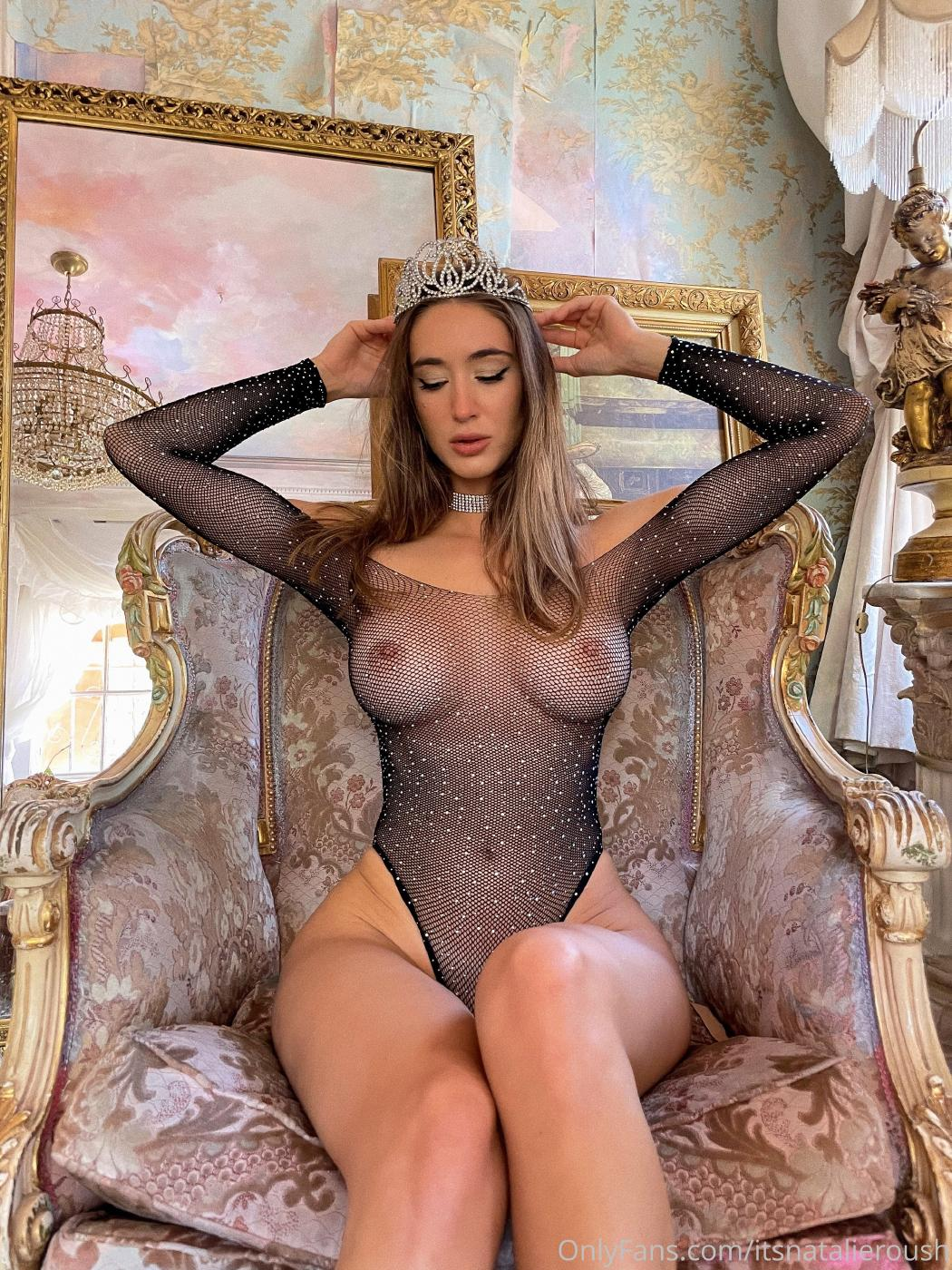 Natalie Roush Nude Fishnet Onlyfans Set Leaked Xdijga