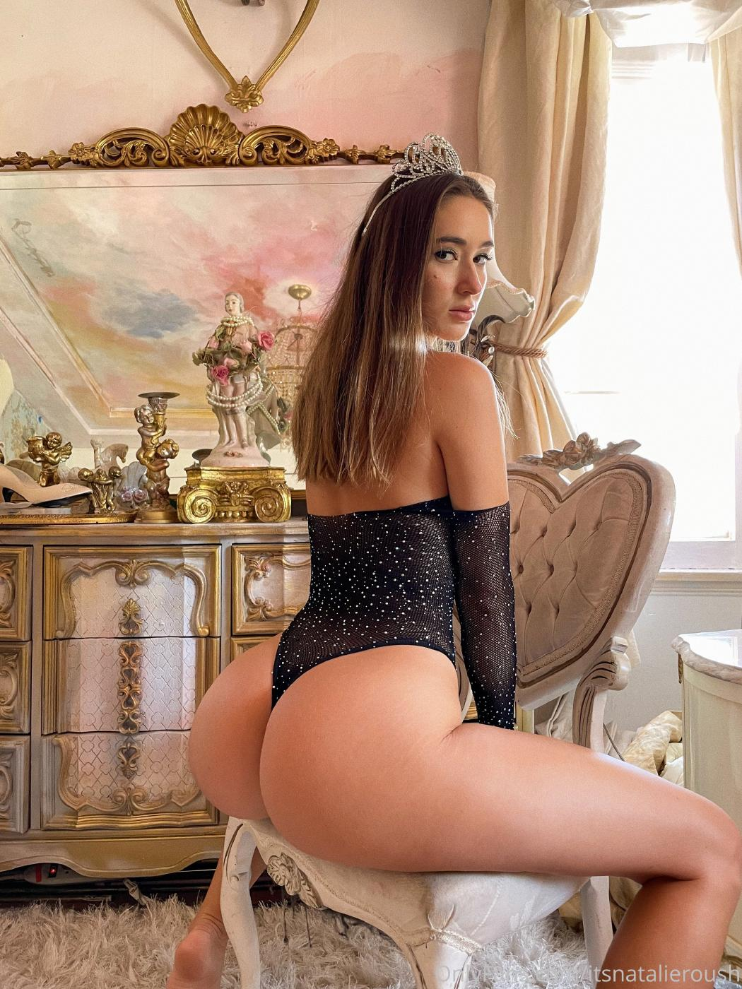 Natalie Roush Nude Fishnet Onlyfans Set Leaked Yrqccy