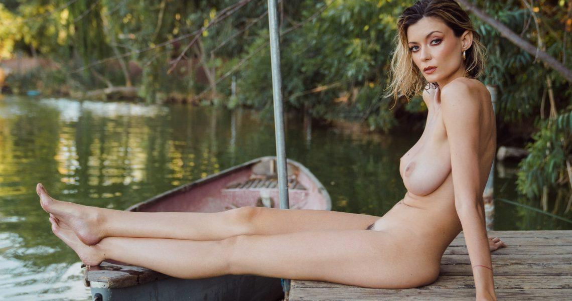 Anna Lisa In Nature's Stillness Playboy Plus (30)