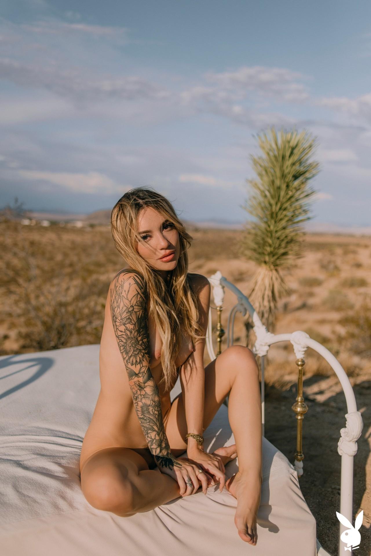 Junipr Keiko In Desert Dream Playboy Plus (34)
