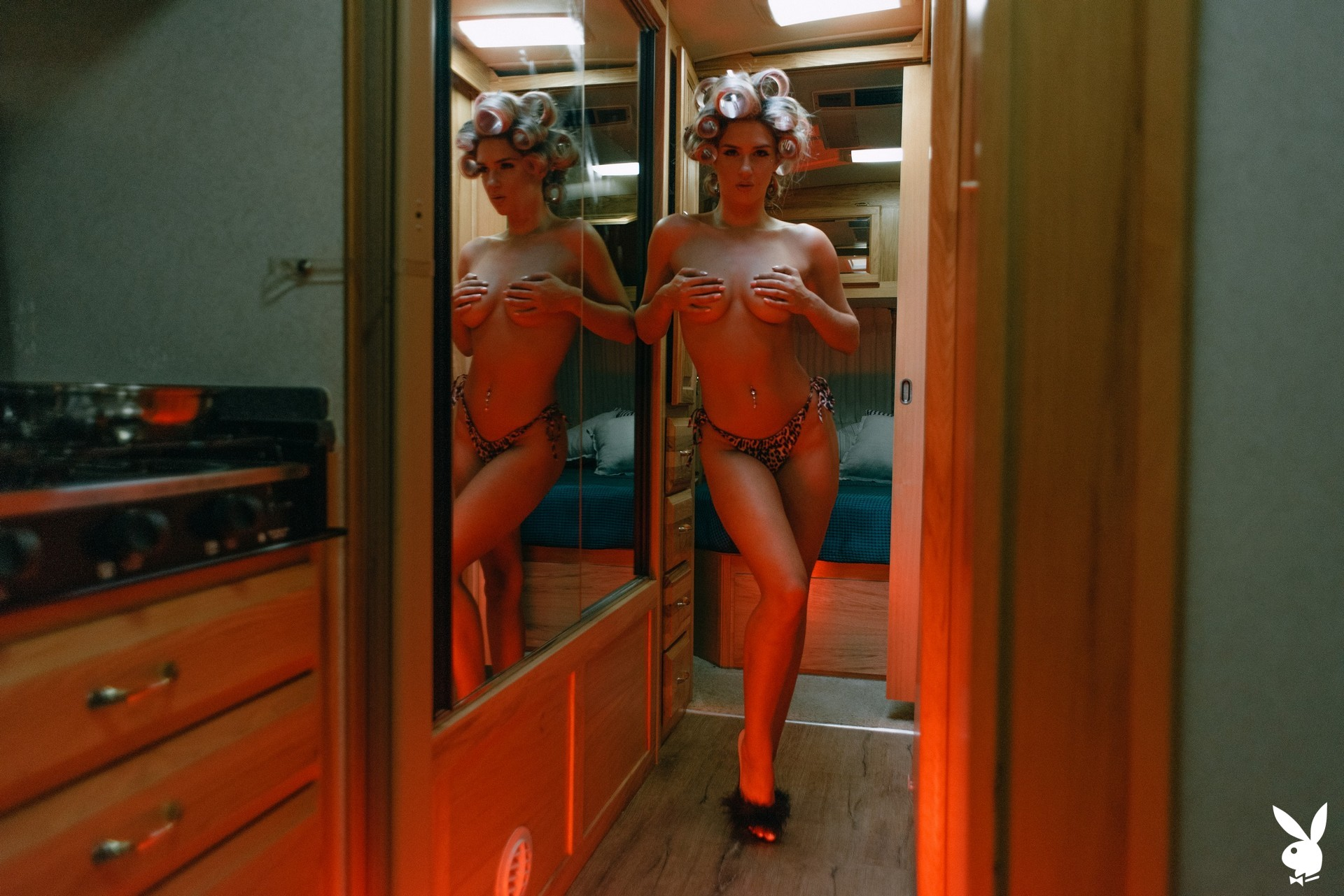 Kayci Darko In Back To Camp Playboy Plus (13)