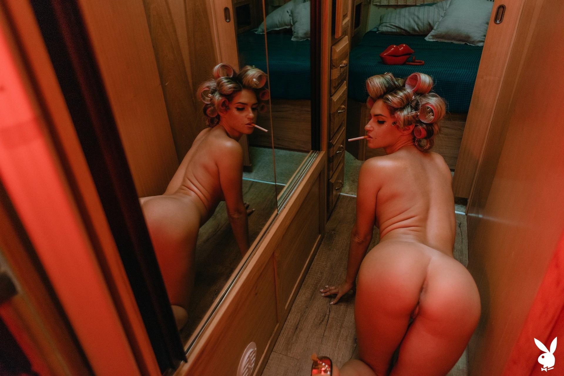 Kayci Darko In Back To Camp Playboy Plus (19)