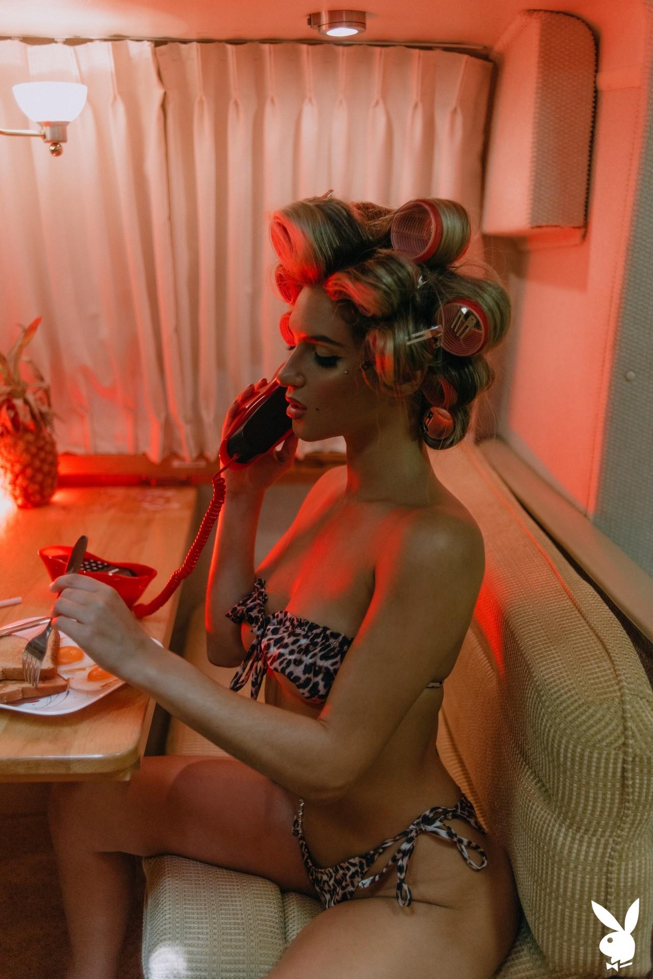 Kayci Darko In Back To Camp Playboy Plus (7)