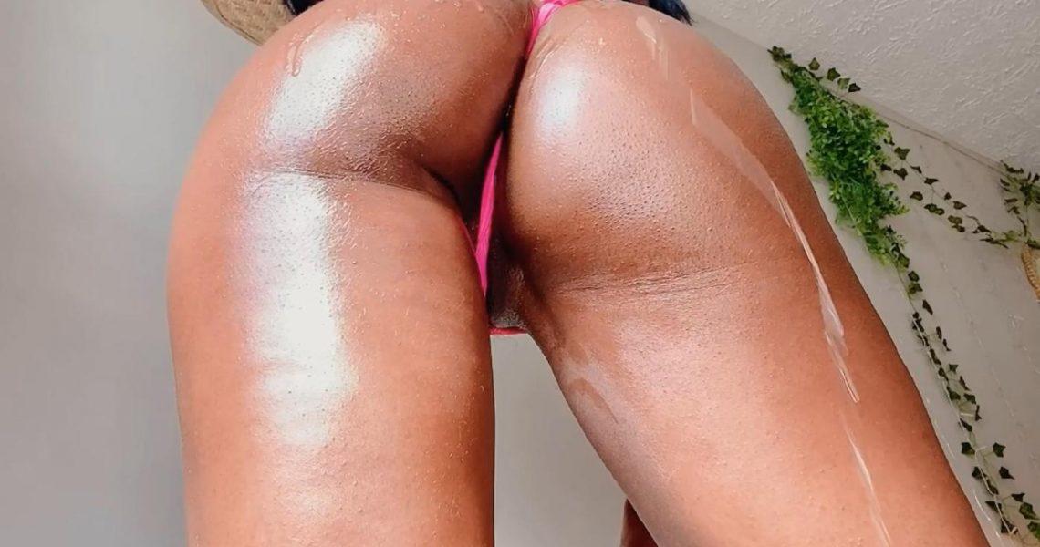Kayyybear Bikini Oil Massage Rub Onlyfans Video Leaked