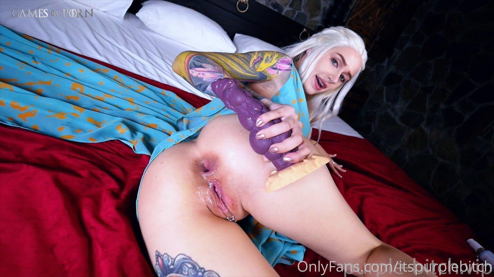 Onlyfans, Purple Bitch 0046