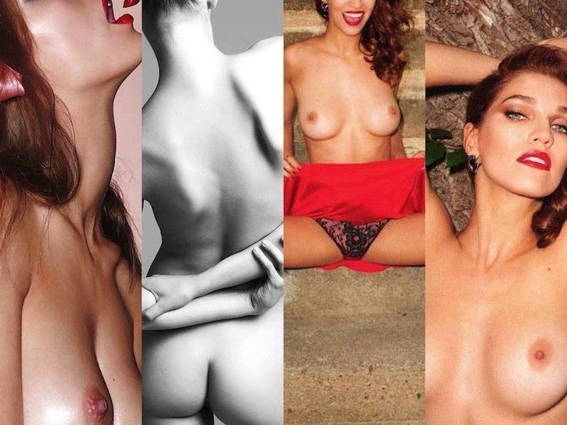Samantha Gradoville Nude Collection 0001