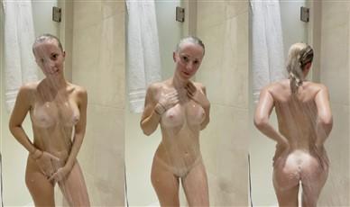 Vicky Stark Nude Shower Video Leaked